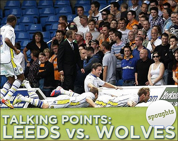 Talking Points: Leeds versus Wolves